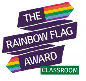 The Rainbow Flag Award Classroom